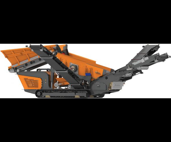 Statie de sortare heavy-duty: Portafill MR6