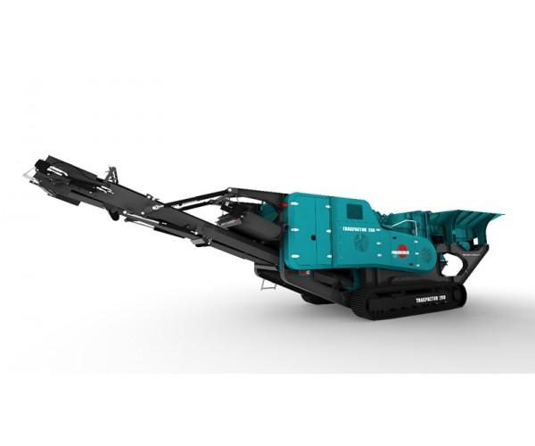 Concasor cu impact Powerscreen Trackpactor 260 SR